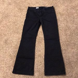 Gap Long and Lean Flare Jeans